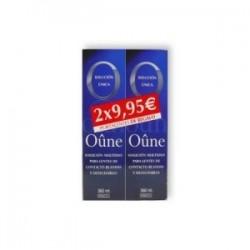 OUNE SOLUCION UNICA 2x1 360 ml