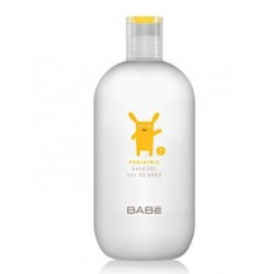 Gel de baño pediátrico Babé 500 ml