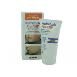 Nutratopic Pro-AMP crema facial 50 ml