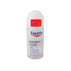 Eucerin desodorante piel sensible roll-on