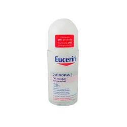 Eucerin desodorante piel sensible roll-on