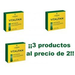 Vitalfan anticaída progresiva 90 uds.