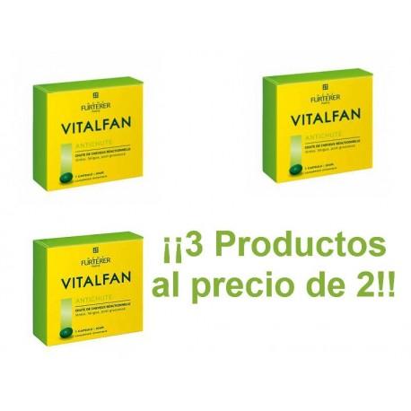 Vitalfan anticaída reaccional 90 uds.