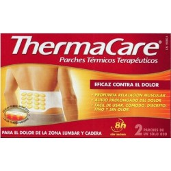 THERMACARE PARCHE LUMBAR 2 UNIDADES