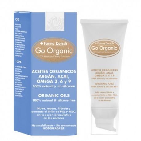 Aceites Orgánicos Go Organic