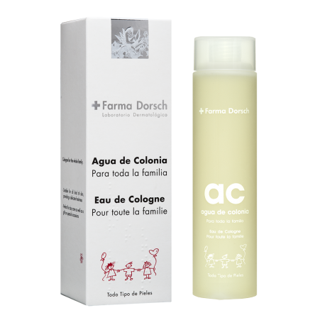 Agua de colonia Farma Dorsch 250ml