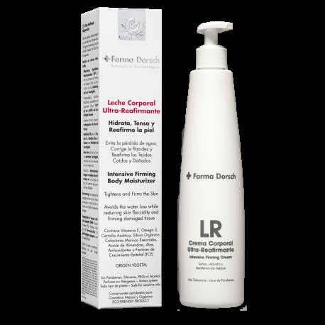 Crema corporal Ultra Reafirmante