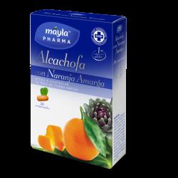 Alcachofa con Naranja Amarga Mayla