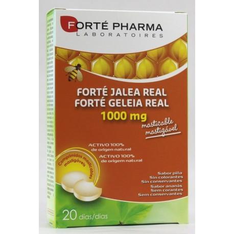 Jalea Real 1000mg comprimidos masticables