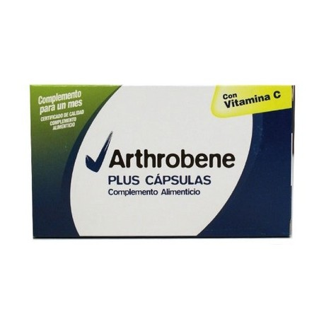 ARTHROBENE PLUS CAPSULAS
