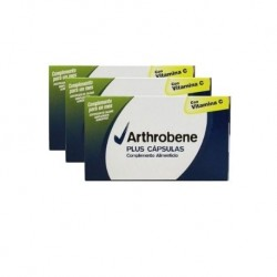 Arthrobene Plus Cápsulas PACK 3 cajas